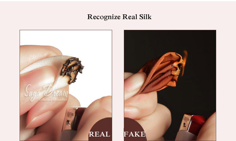 recognize REAL SILK 790