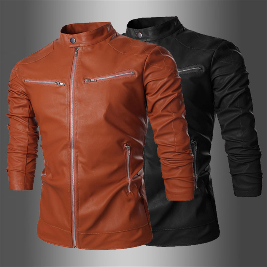 New Style Leather Jackets - Best Jacket 2017