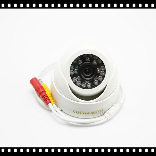 HD 1080 P AHD Cámara 720 P/960 P 2000TVL AHD-H Cámara HD 1MP de Seguridad CCTV/1.3MP Visión Nocturna Filtro de Corte IR de interior de la Cámara 1080 P Lente