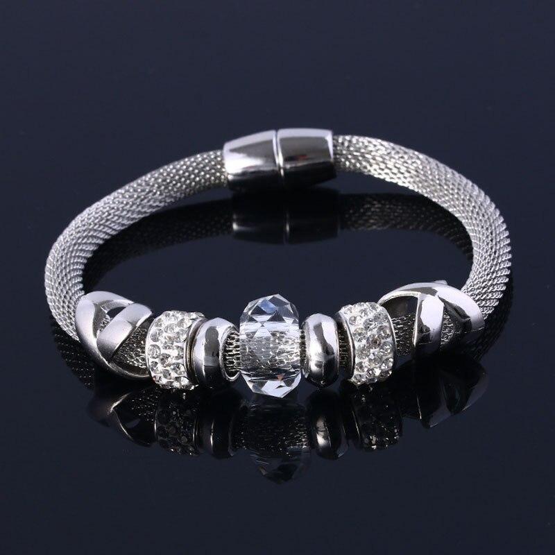bijoux femme 2016 new fashion design ladies girl handmade bracelets for women charm bangle. Black Bedroom Furniture Sets. Home Design Ideas