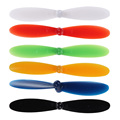20pcs Hubsan X4 H107L/C/D Quadcopter Propeller Blades Spare Parts Quadcopter Propeller for Hubsan X4 H107C H107D H107L