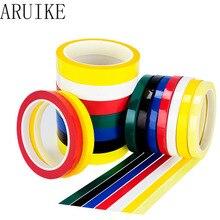 Positioning Identification Tape Mara Fire Bull Multicolor Color Transformer Insulation 50M 8mm/10mm/15mm/20mm/25mm