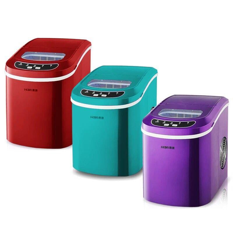 משלוח חינם 12kgs/24H נייד אוטומטי קרח יצרנית, ביתי כדור עגול קרח להפוך מכונה עבור משפחה, קטן בר, קפה חנות