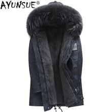 9885cb1fac38 Мужская Куртка Из Меха Кролика – Купить Мужская Куртка Из Меха ...