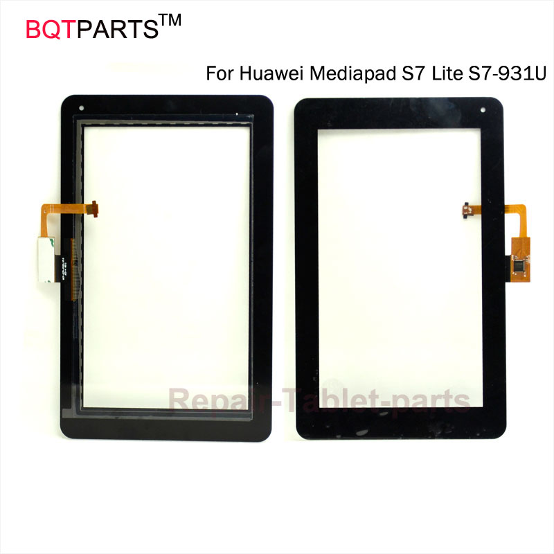 BQT For Huawei Mediapad S7 Lite S7-931U S7-931 S7-931W Original Touch Panel Touch Screen Digitizer with Frame 100% guarantee