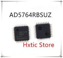 NEW 5PCS/LOT AD5764RBSUZ AD5764RBSU AD5764R AD5764 TQFP-32 IC