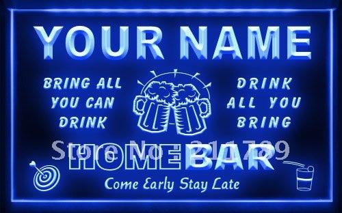 Q TM B Name Personalized Custom Family Home Brew Mug