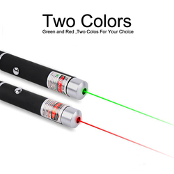 Лазерная указка 5 мВт мощное 500 м Лазерное Перо профессиональное лазер указка для обучения на открытом воздухе играть красный/зеленый