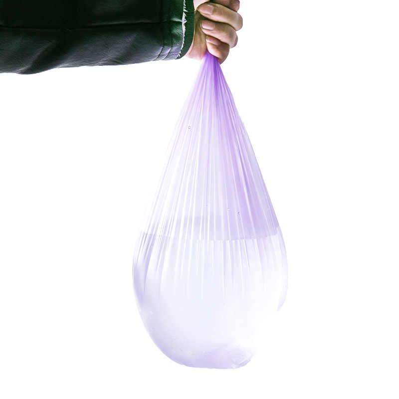 20 Pcs Casa Rolo Colete Estilo Saco de Armazenamento De Sacos De Lixo Para O Lixo Waste Bags