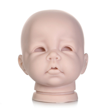 Reborn Doll Kits for 48cm Soft Vinyl Reborn Baby Dolls Accessories for DIY Realistic Toys for DIY Reborn Dolls Kits