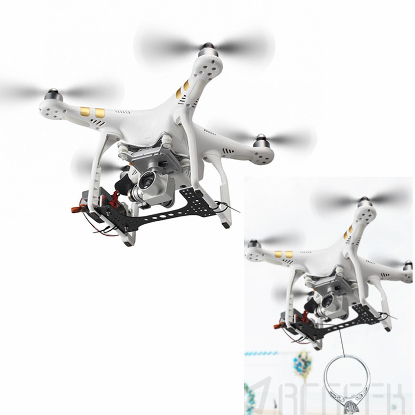 Shinkichon Pelter Fish Bait Advertising Ring Thrower for Fishing Publicity Propose for DJI Phantom 2 3A