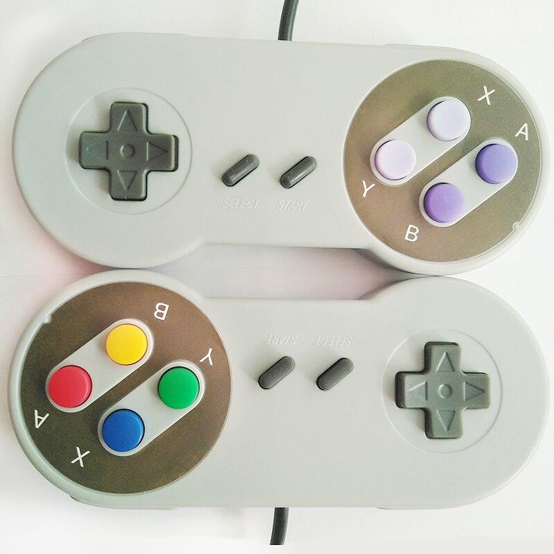 USB Game Controller SNES Game pad Gaming Joystick Gamepad Controller for Windows PC MAC Computer Control Joystick