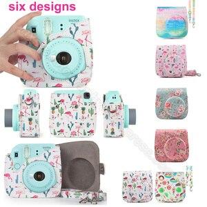 Image 5 - 同じデザインアルバム & puレザーケースペア富士フイルムインスタックスミニ 9 8 カメラ、フイルムインスタックスミニフィルム