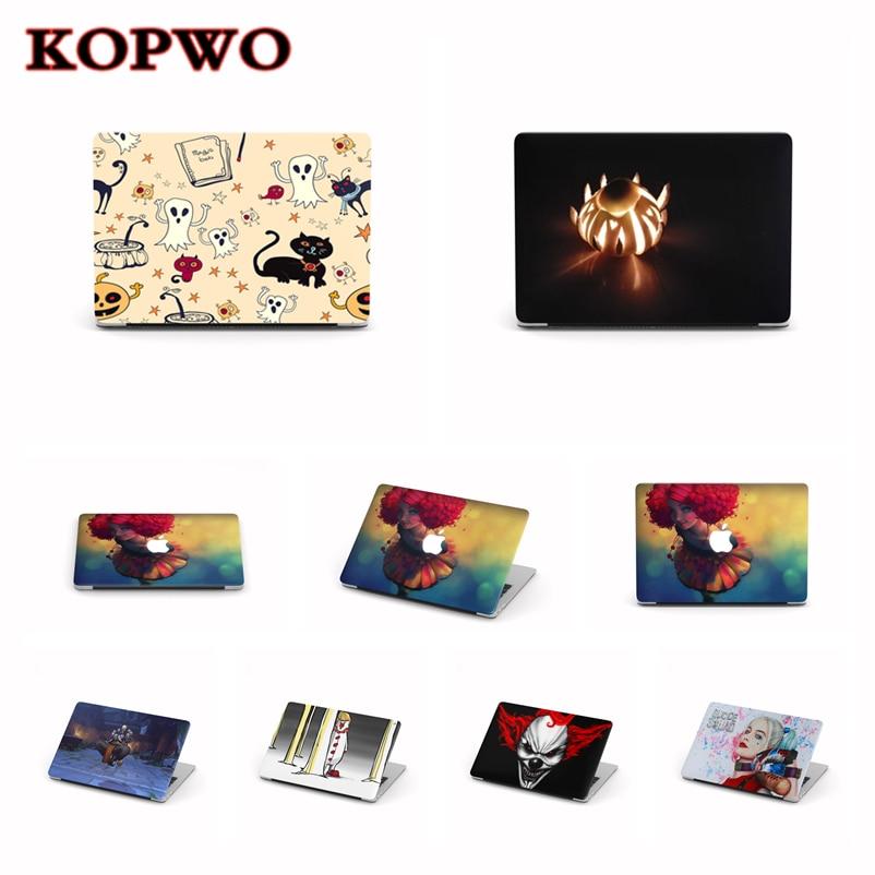 KOPWO Clown Laptop Protective Case Cover for font b Apple b font font b Macbook b