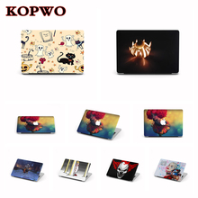 KOPWO Clown Laptop Protective Case Cover for Apple Macbook Air Pro 11 12 13 15 Inch Cartoon Notebook Cover for A1706 A1708