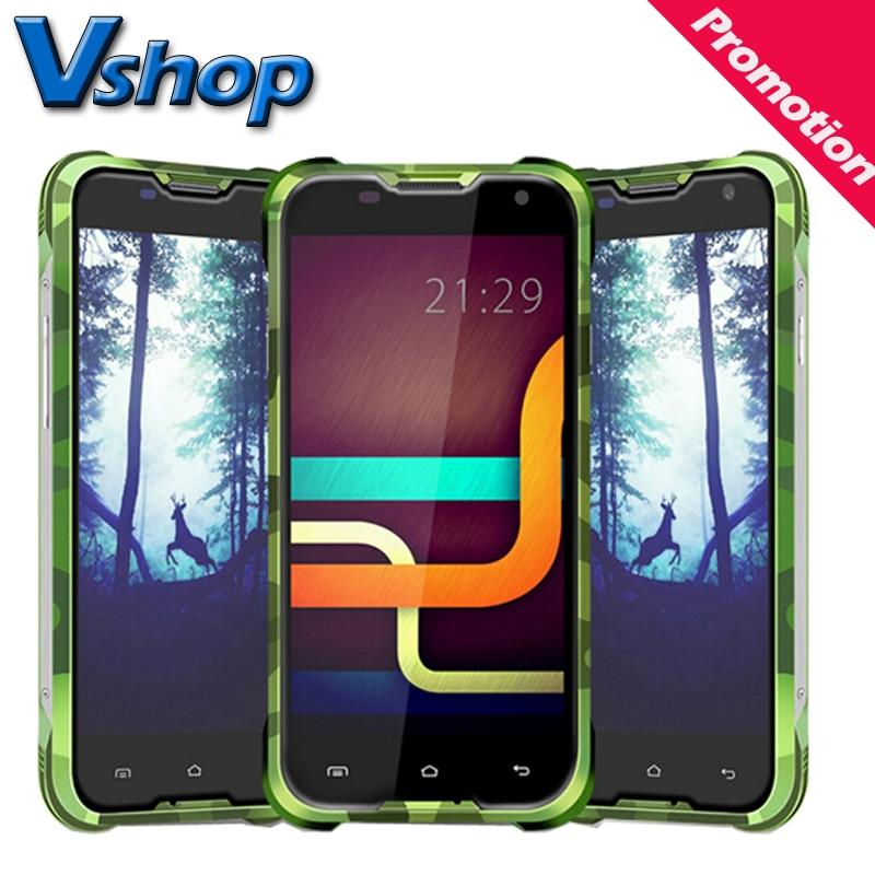 Original Blackview BV5000 4G Mobile Phone Android 5 1 2GM RAM 16GB ROM 4780mAh Waterproof Quad