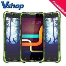 Оригинал Blackview BV5000 4Г телефон Android 5.1 Водонепроницаемый + Противоударный + Пылезащитный Смартфон 5.0 » MTK6735P Quad Core 2 ГБ RAM 16 ГБ ROM