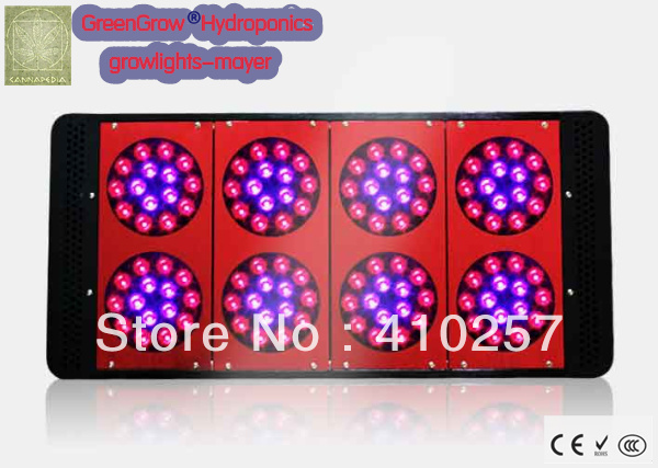 New Apollo P8 Led Hydroponics lighting 360W (120*3W) for flowering and vegatabling,dropshipping