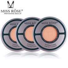 Miss Rose Bronzer Show Thin Brighten Powdery Cake V Face Lateral Nasal Shadow Powder Highlighter Grooming Combination Makeup