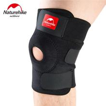 1pcs NatureHike Outdoor professional mountaineering sports knee pad basketball volleyball running hiking protector support