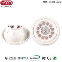 1PCS AR111 SMD 3030 LED Spotlight 12W G53 Light Bulb SMD2835 Equivalent To 80W Halogen Lamp