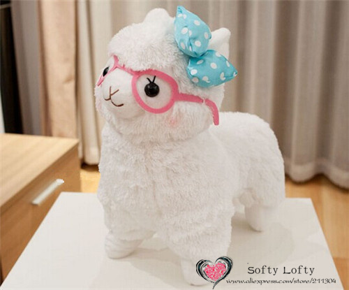 Alpacasso with glasses Middle - 7