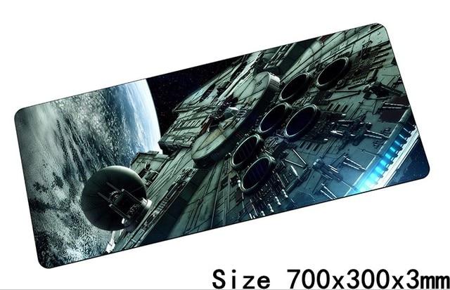 tapis de souris star wars 700x300x3mm pour ordinateur de jeu a motif hd