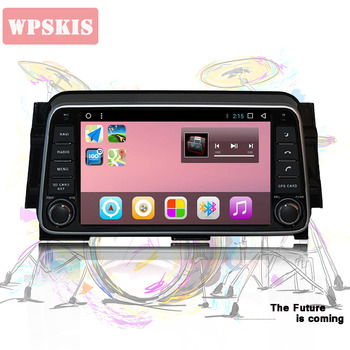 For Kicks March Car gps navigation a/v system with octa core android9.0 px5 4G 64G Bluetooth usb sd mirror swc Playstore carplay