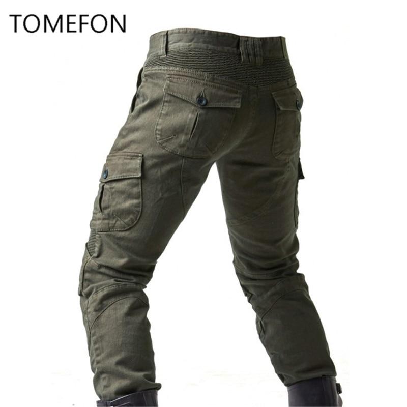 MOTORPOOL Komine UGB 02 Pantalons Jeans Moto Ride Jeans Loisirs - Accessoires et pièces de moto - Photo 5