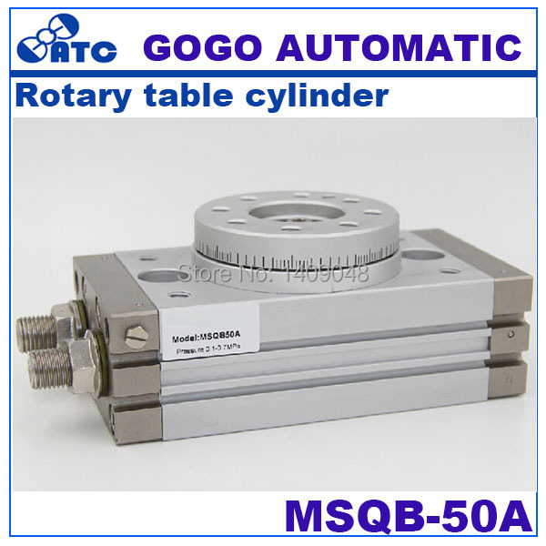 Gogo high quality double acting pneumatic rotary actuators