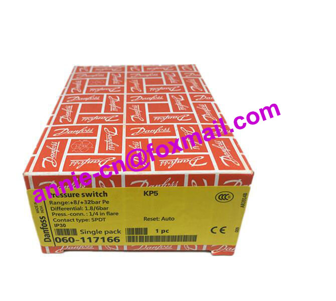 New and original KP5 060-1171(060-117166)  Pressure switch  +8/+32bar kp5 060 1171 060 117166 new and original pressure controller switch relay pressure switch 8 32bar