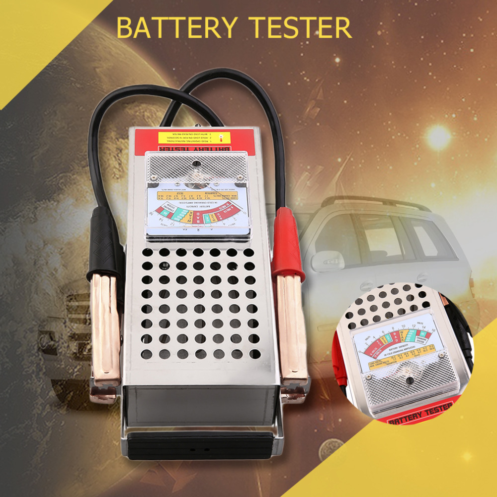 Auto Battery Tester BT-004 Car Battery Tester 6V-12V Automotive Vehicle Battery Testers Scanner Tools for auto vehicle new laptop battery tester full battery scanner fbs 1000 portable smallest