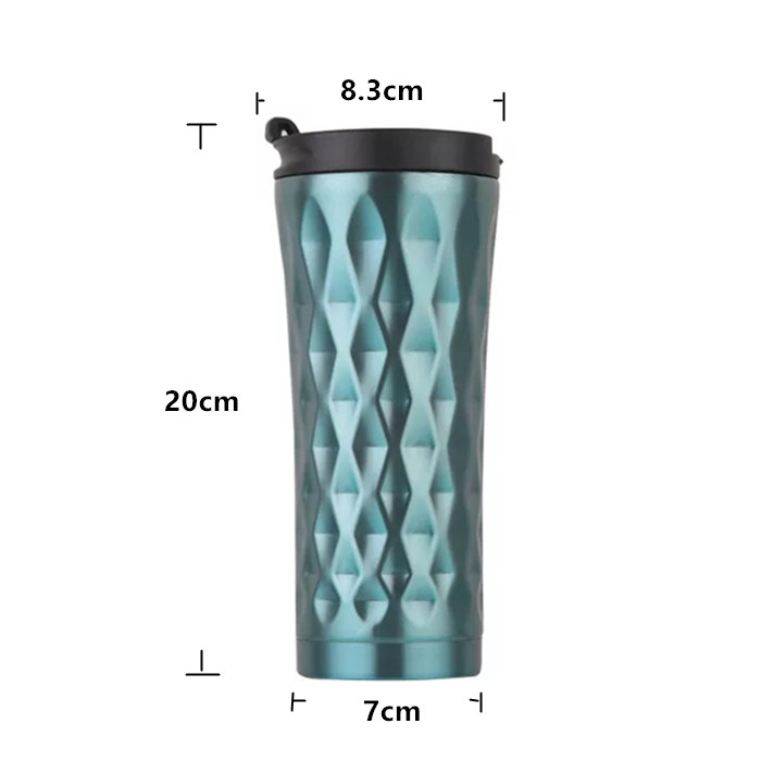 HTB1dh11rm8YBeNkSnb4q6yevFXam 500ml Double Stainless Steel Car Coffee Mug Thermos Cup Travel Tea Mug Thermal Water Bottle Thermocup Tumbler Insulated Bottle