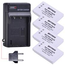 4 шт. R-IG7 950 мАч батарея для logitech 720, 850, 880, 890, 885 Pro, H880, 900 Harmony One Advanced Универсальный пульты дистанционного управления