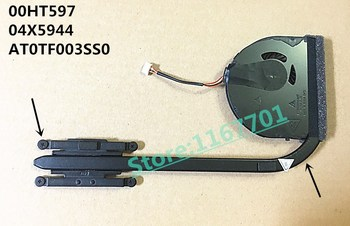Laptop/notebook Integrated CPU Cooling Radiator heatsink&Fan For Lenovo thinkpad T450 AT0TF003DT0 AT0TF003SS0 00HT597 04X5944