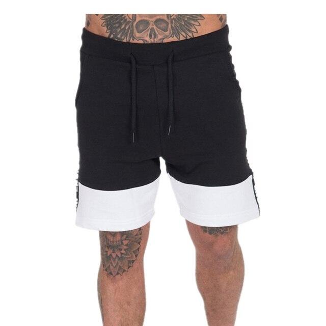 a883d3c6edb19d 2018 Summer Mens Shorts high quality Casual Short brand clothing boys Shorts  new Men Jogger Trousers Knee Length black Shorts