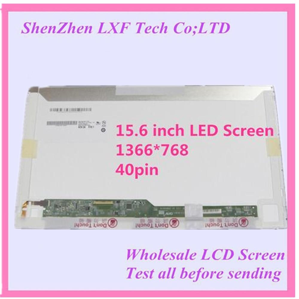 15,6-дюймовый ЖК-экран для ноутбука Lenovo B590 59366614, светодиодный дисплей 40 pin, бесплатная доставка