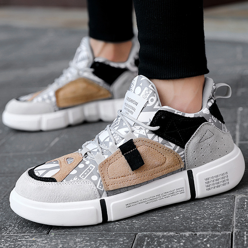 Chaussures en toile pour femmes Chaussures à lacets Mesh femmes baskets grande taille 35-44 dames Chaussures couleurs mélangées Chaussures femme peu profonde