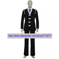 Free shipping Custom Cheap Soul Eater Death the kid cosplay costume