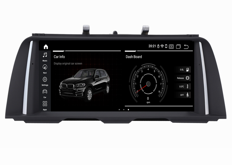 Android 9.0 6 core ID7 CAR DVD FOR BMW 5 Series F10/F11 Original CIC/NBT System stereo GPS monitor multimedia in one ips screen-in Car Multimedia Player from Automobiles & Motorcycles    2