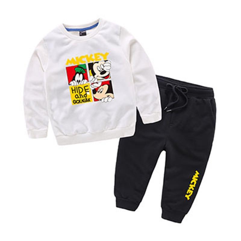 Autumn Winter Warm Jackets For Girls Coats For Boys Jackets Girl Jackets Kids Cartoon Mickey Outerwear Children Baseball Uniform 5