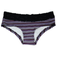 Women's Comfortable Striped Panties Set