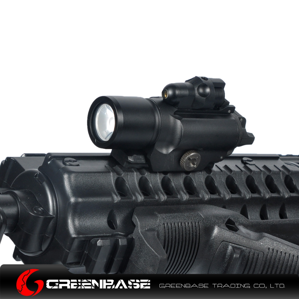 Greenbase Hunting Tactical SF X400 Laser Sight Flashlight Gun Flashlight LED Flashlight With Red Laser Sight For Pistol laser head 440 bdp4110 sf bd414