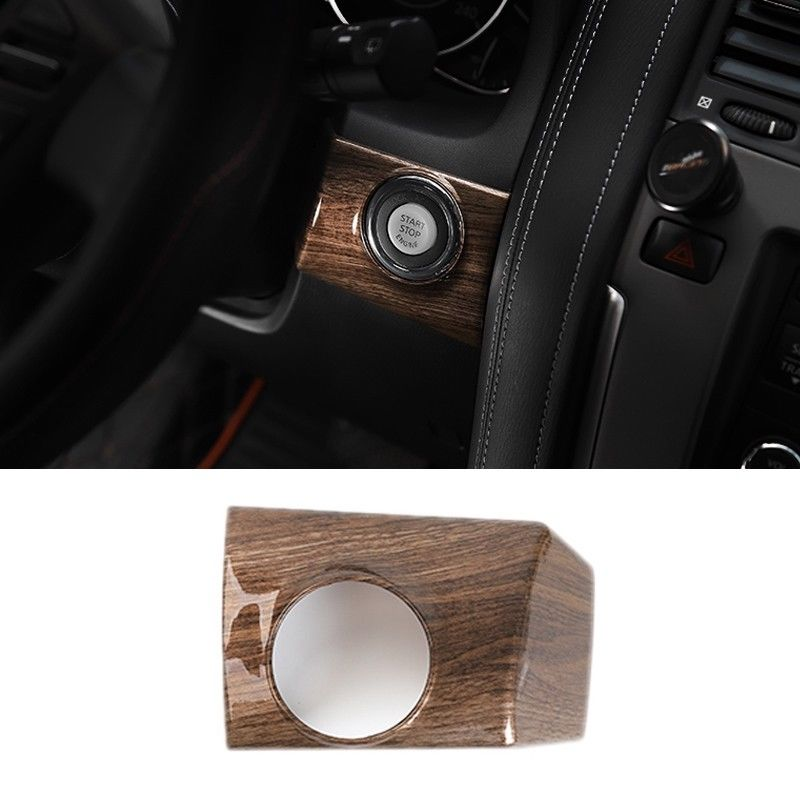New Hand-stitched Gear Shift Knob Cover Sleeve For Nissan Patrol Y62 2017-2018