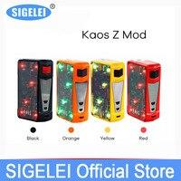 Vape Box Mod 200W TC Box Superpower 2017 Newest Original Sigelei Colorful LED E Electronic Cigarette