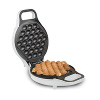 Household electric eggs bubble egg waffle Maker DIY egg waffle machine puff cake pan waffle mold EU US plug