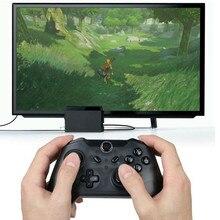 Kablosuz Bluetooth Pro denetleyici Gamepad Joypad uzaktan anahtarı için konsolu klasik Video oyunu oyun oyun emülatörü Retro çalar