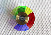 (NEW) Original DLP Projector Colour Color Wheel Model For BenQ W1070 color wheel