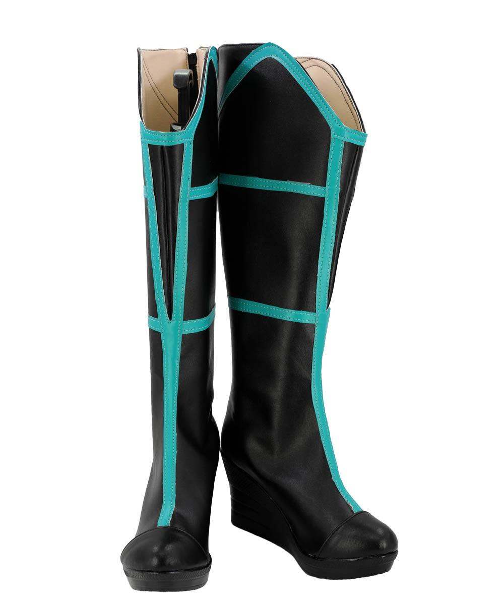 Thor 3 Ragnarok Trailer Hela Cosplay Boots Shoes Custom Made Any Size