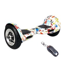 Self Balancing Scooter Hoverboard 10 Inch UL2272 Certificated Electric Standing Scooter Remote Key LED Light Two Wheel